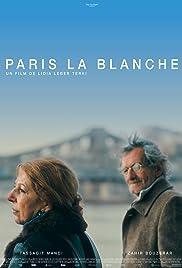 Paris la blanche Poster