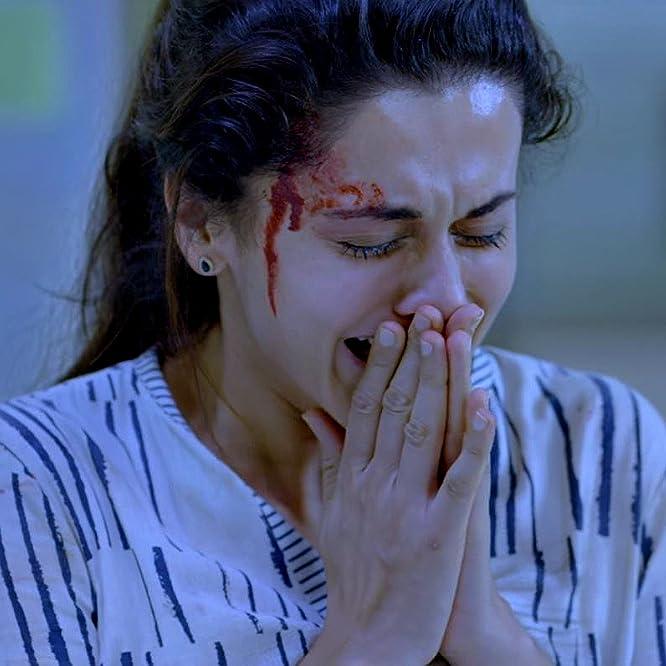Taapsee Pannu in Naam Shabana (2017)