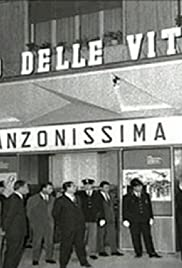 Canzonissima Poster