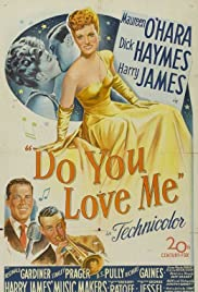 Do You Love Me Poster