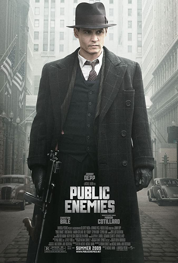 Johnny Depp in Public Enemies (2009)