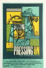 Pressing On: The Letterpress Film Poster