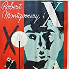 Robert Montgomery in The Mystery of Mr. X (1934)