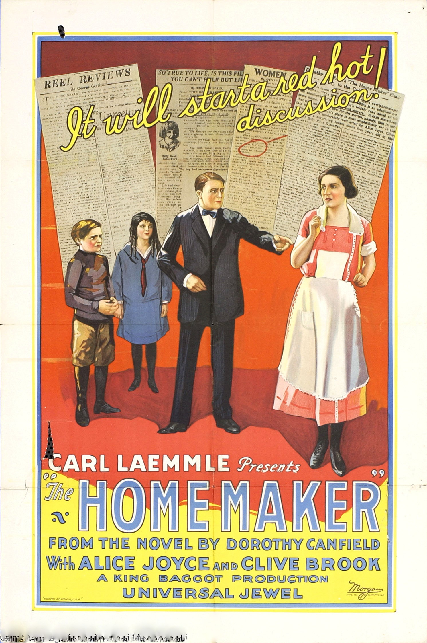 Image result for the home maker 1925