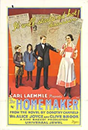 The Home Maker Poster