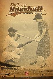 She Loved Baseball: The Effa Manley Story Poster
