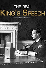 The Real King's Speech Poster