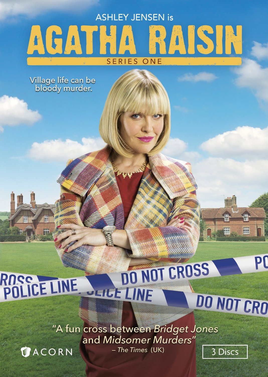 agatha raisin  Agatha Raisin (TV Series 2014– ) - IMDb