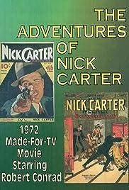 Adventures of Nick Carter Poster