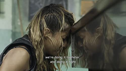 Two girlfriends find a way to cope with a being victims of sexual violence.