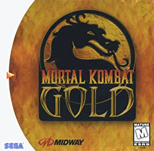 The Mortal Kombat Gold
