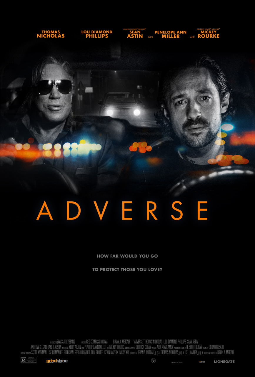 Adverse (2021) Telugu Dubbed (Voice Over) & English [Dual Audio] DVDRip 720p [1XBET]