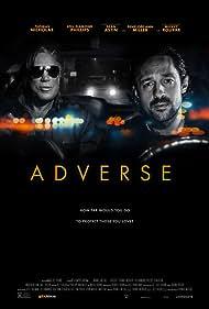 Mickey Rourke and Thomas Ian Nicholas in Adverse (2020)