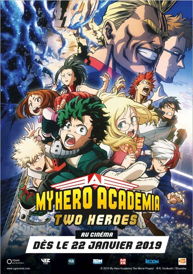 我的英雄學院:兩個人的英雄:電影版   awwrated   你的 Netflix 避雷好幫手!