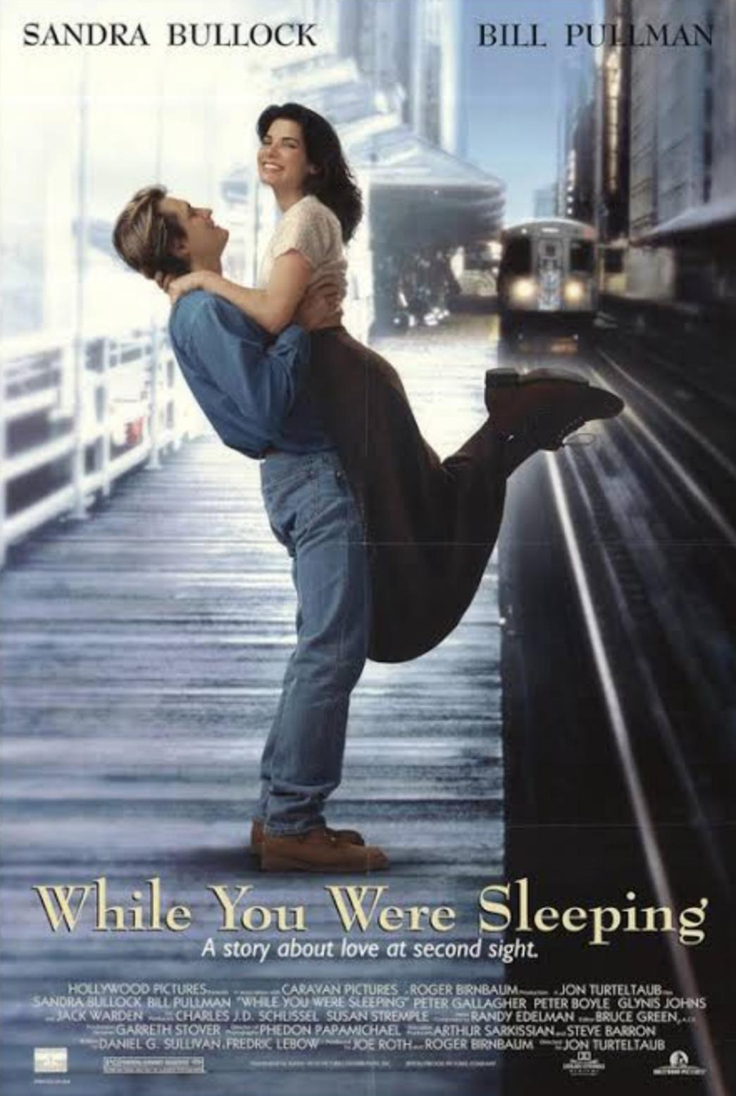 While You Were Sleeping 1995 Imdb