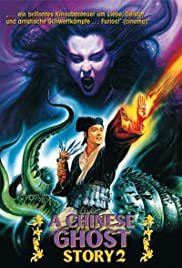 Chinese Ghost Story Ii 1990