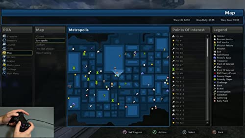 DC Universe Online: User Interface: Version 5 Update