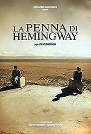 La penna di Hemingway Poster
