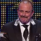Jake Roberts in WWE Hall of Fame (2014)