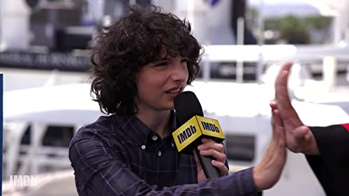 """Stranger Things"" Star Finn Wolfhard Taking Fame in Stride"