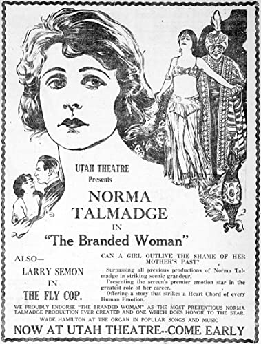 The Branded Woman (1920)