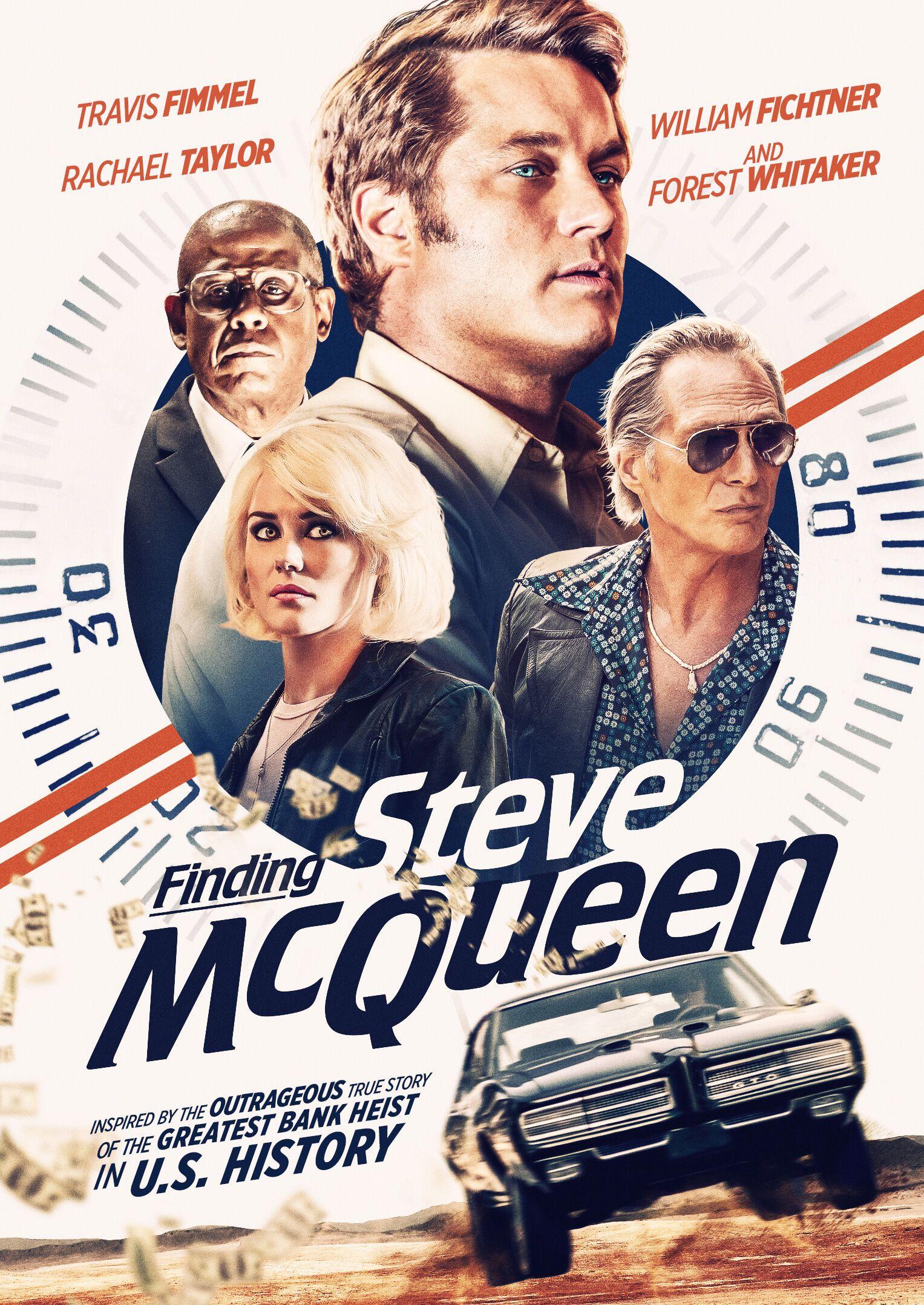 Ieškant Styveno McQueeno (2019) / Finding Steve McQueen (2019)