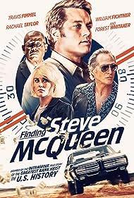 William Fichtner, Forest Whitaker, Travis Fimmel, and Rachael Taylor in Finding Steve McQueen (2019)