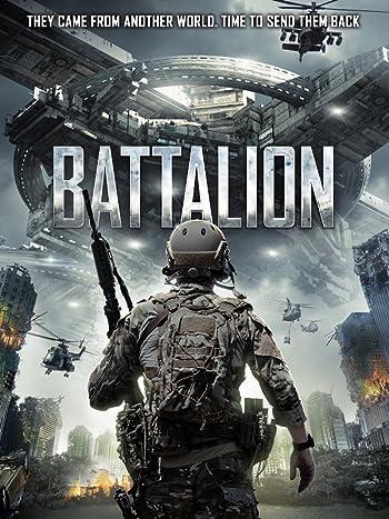 Poster of Battalion 2018 Full Hindi Dual Audio Movie Download HDRip 720p