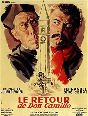 The Return of Don Camillo (1953)