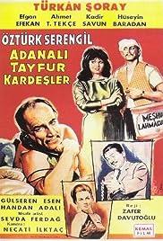 Adanali Tayfur kardesler Poster