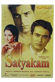 Satyakam Poster