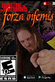 Brimstone and the Borderhounds: Forza Infernis Poster
