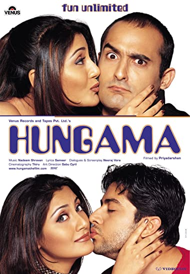 Hungama 2003 Full Hindi Movie Download 720p HDRip