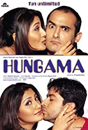 Hungama Poster