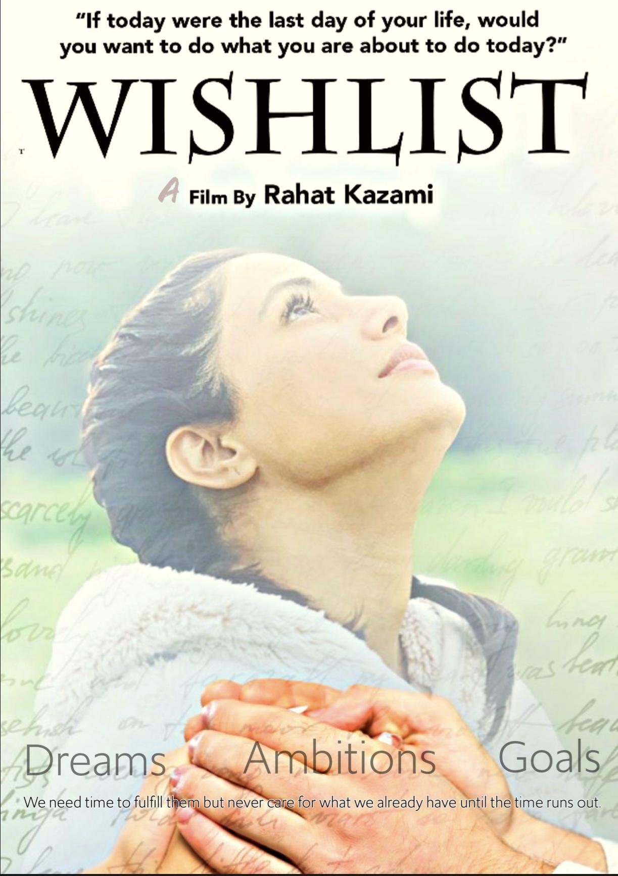 Wishlist (2020) Hindi