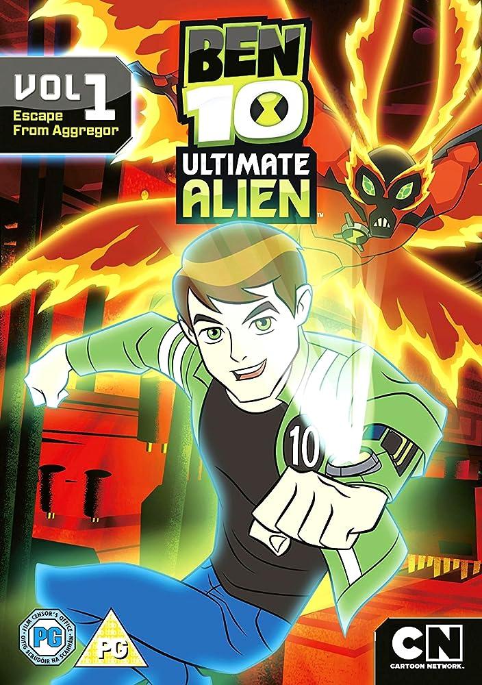 Ben 10 Ultimate Alien 2010 2012