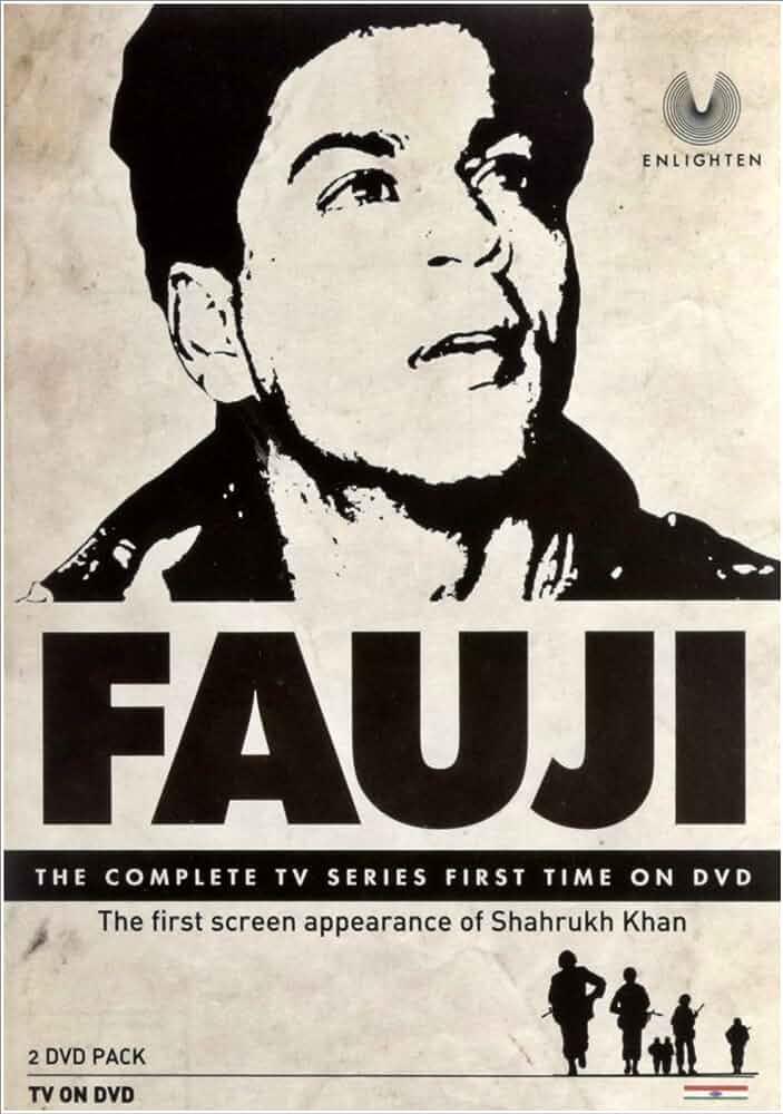 Fauji – Episode 1-13 – 576p AMZN WEB-DL DDP 2.0 – SRK First screen appearance