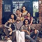 Anna Ben, Mathew Thomas, Sreenath Bhasi, Shane Nigam, Soubin Shahir, and Jasmine Metivier in Kumbalangi Nights (2019)
