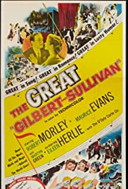 Gilbert and Sullivan Poster