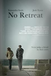 No Retreat Poster