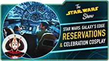 Star Wars: Galaxy's Edge Reservation Details, Plus Daniel José Older Talks