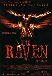 Resultado de imagen de The Raven… Nevermore (de Tinieblas González)