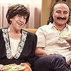 Aysen Gruda and Cengiz Bozkurt in Pek Yakinda (2014)