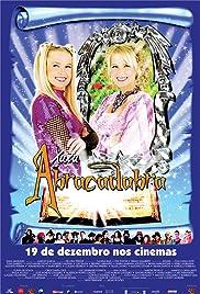Xuxa in Abracadabra Poster