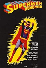 The Return of Superman Poster