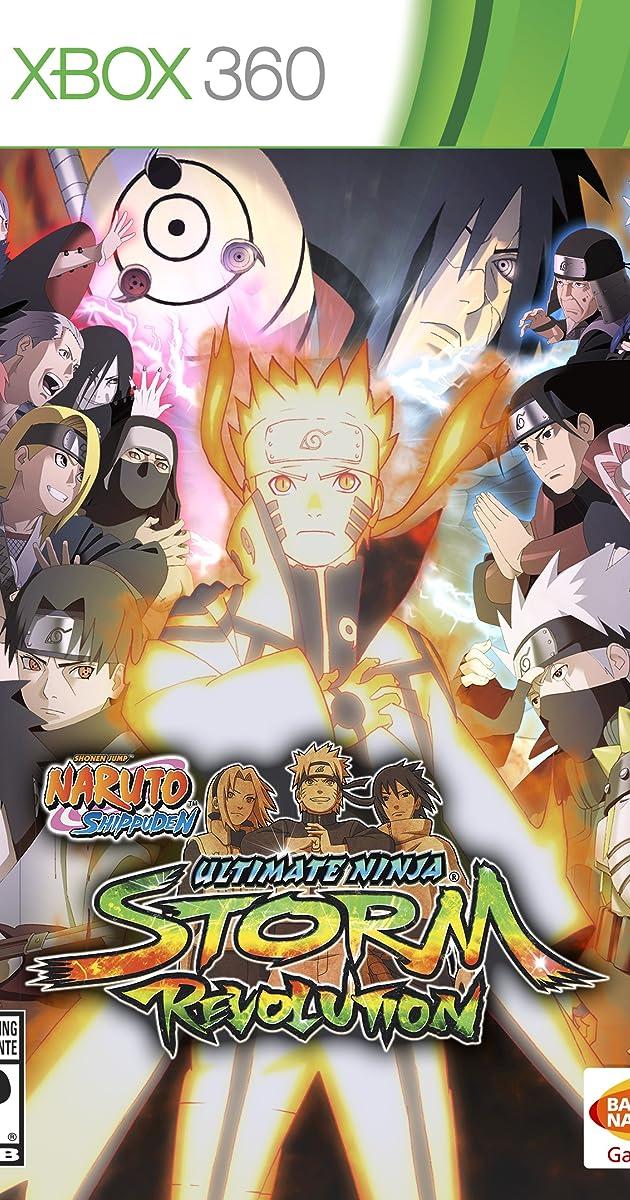 Naruto Shippuuden: Narutimetto sutômu reboryûshon (Video
