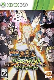 Naruto Shippuuden: Narutimetto sutômu reboryûshon Poster