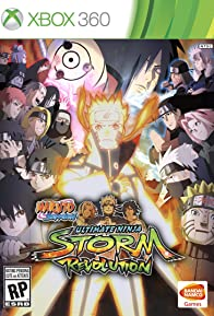 Primary photo for Naruto Shippûden: Ultimate Ninja Storm Revolution