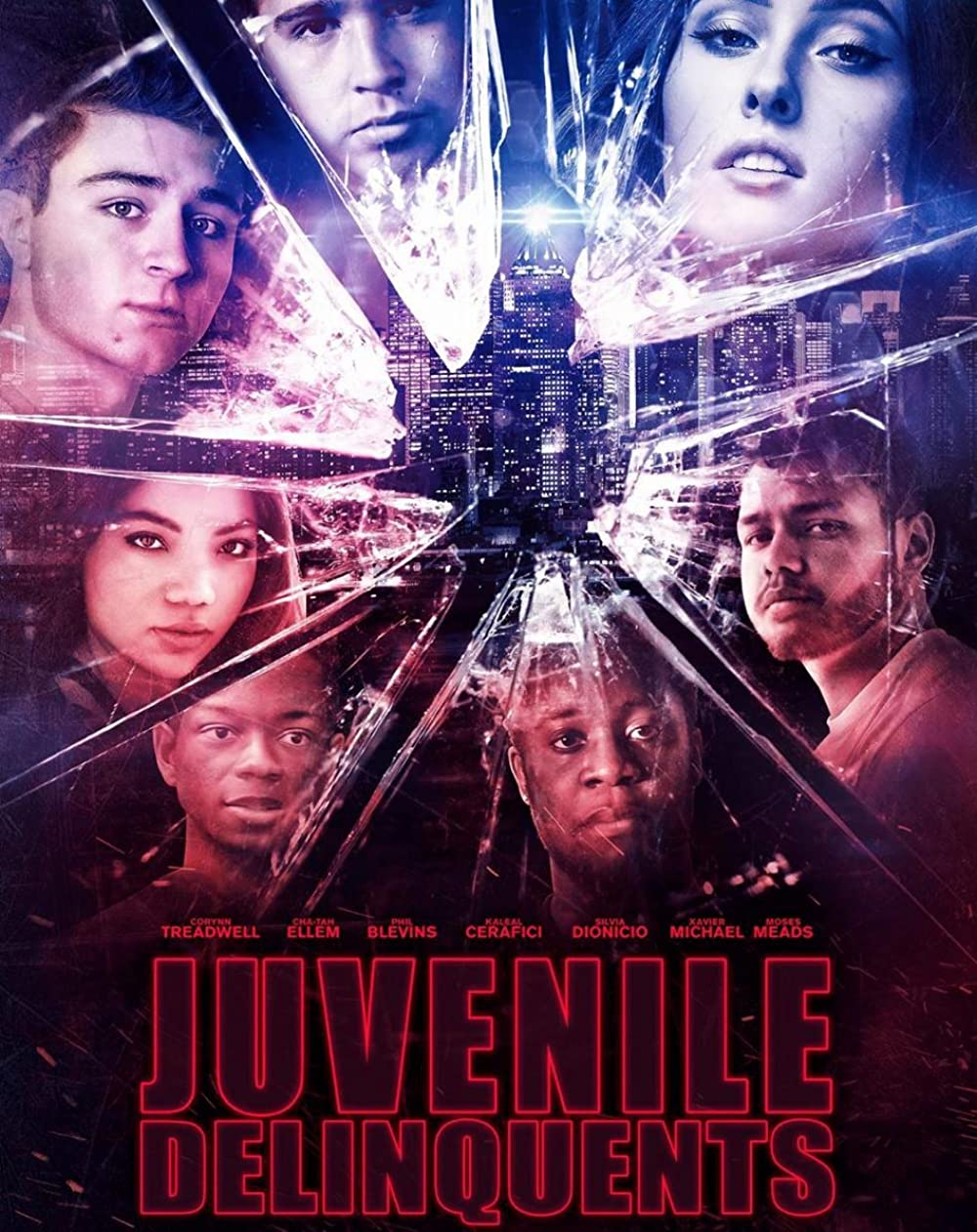 Juvenile Delinquents 2021 English 380MB HDRip ESubs Download