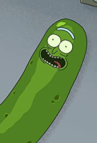 Primary photo for Pickle Rick